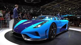 TOP 10 Fastest Cars 2019 | ParzivaL