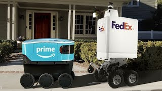 "(Video) ""Top 6 Self Driving (Autonomous) Delivery Robots"""