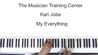 "How To Play ""My Everything"" By Kari Jobe"