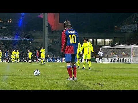 25 Unforgettable Goals by Lionel Messi