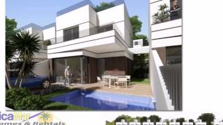 preview picture of video 'Nieuwbouw Villa's Lo Marabu Rojales'