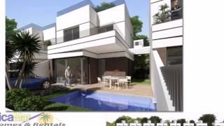 preview picture of video 'Nieuwbouw Villa's Lo Marabu Rojales'