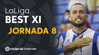 LaLiga Best XI Matchday 8