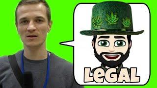 100 000 PODPISÓW ZA LEGALIZACJĄ! – Jakub Gajewski z WK
