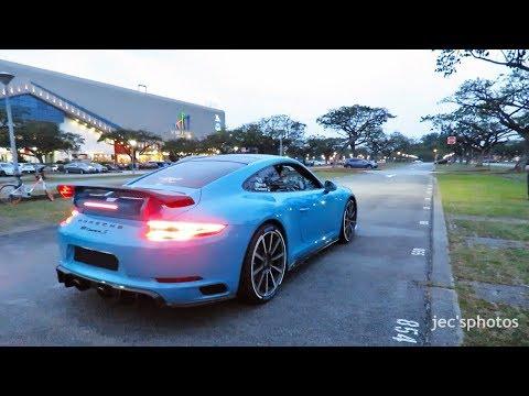 The iPE Exhaust for Porsche 991.2 Carrera S