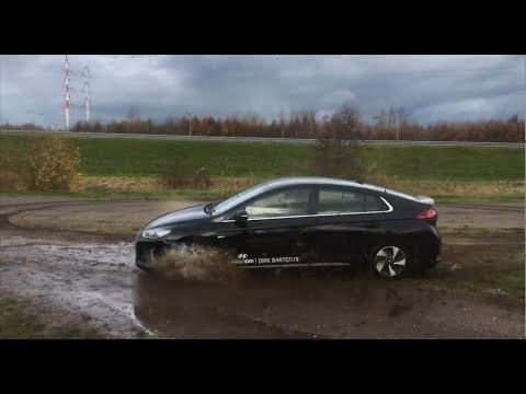Hyundai Ioniq Hybrid Хетчбек класса C - тест-драйв 1