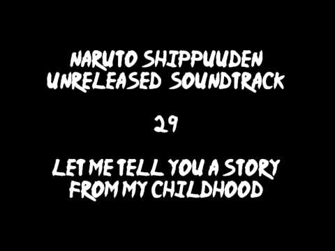 What is the name of the song played in some parts of Naruto
