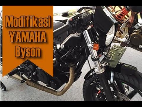 Video Modifikasi Yamaha Byson