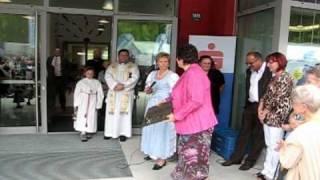 preview picture of video 'Eröffnung des Vorsorgezentrums und der Apotheke Losenstein'