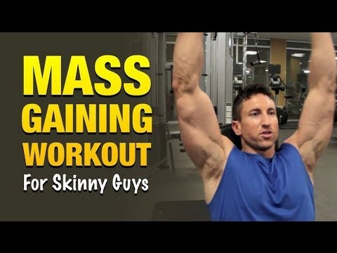 Mass Gaining Workout For Skinny Guys: Bulk Up Faster Using This Muscle Building Workout Plan Mp3