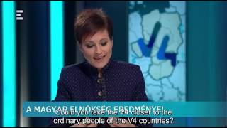 V4 - Future of Europe: Gergely Gulyas talks about the V4 (Visegrad 4) alliance