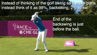 98-2 How the pros swing - why golf is so hard