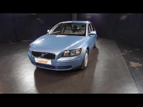 Volvo S40 1.8 Basic Löytöpiha, Sedan, Manuaali, Bensiini, SUG-982