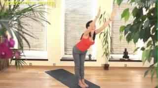 Йога-комплексы - Приветствие солнцу