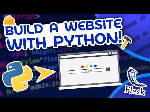 Python Website Full Tutorial - Flask, Authentication, Databases & More