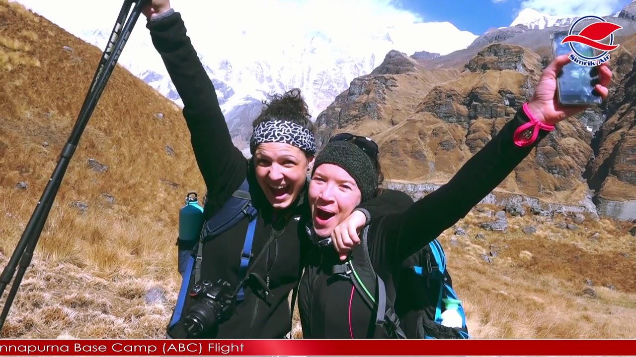 Simrik Air ABC Trip from Pokhara