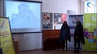 В Великом Новгороде продолжается лингвистический фестиваль «Покажи язык»