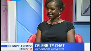 Celebrity Chat: Crystal Asige, a singer and songwriter speaks out
