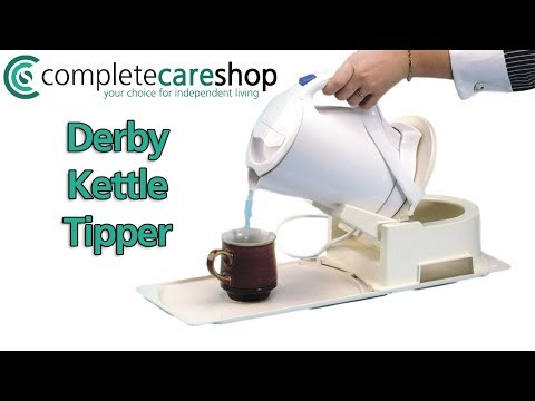 Derby Tipper and Base