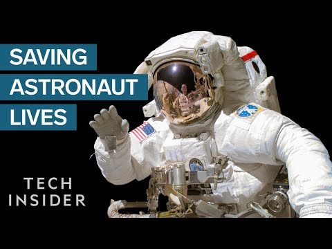 Why are Most Spacesuits White?