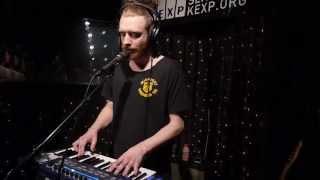 Bear Hands - Agora (Live on KEXP)