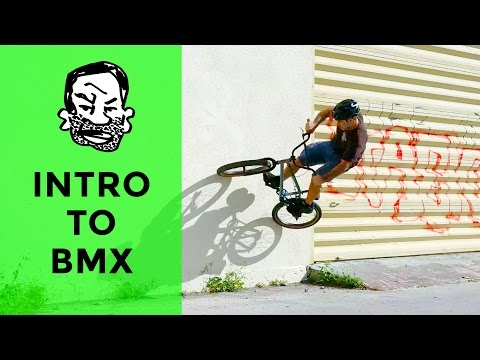 BMX for Beginners – Getting started