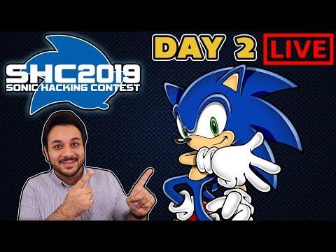 Sonic Hacking Contest 2019 Day 2 - Sam Procrastinates