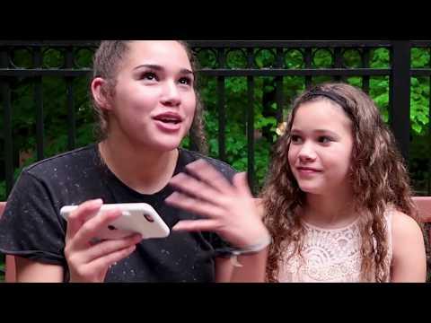 Gracie gives Sierra advice on boys