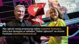 Film do artykułu: Śląski Festiwal Nauki:...