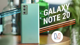 Samsung Galaxy Note20 Ultra vs Samsung Galaxy Note20 - Why you're WRONG about the Samsung Galaxy Note 20!