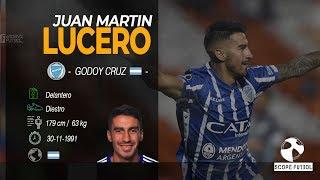▶️ Juan Martin Lucero ⚽️ Godoy Cruz (Argentina)