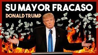 🏢 El presidente que quebró 6 Empresas   Biografía Donald Trump