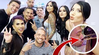 WE GOT INVITED TO BECKY G'S ALBUM RELEASE PARTY **and This Happened...**