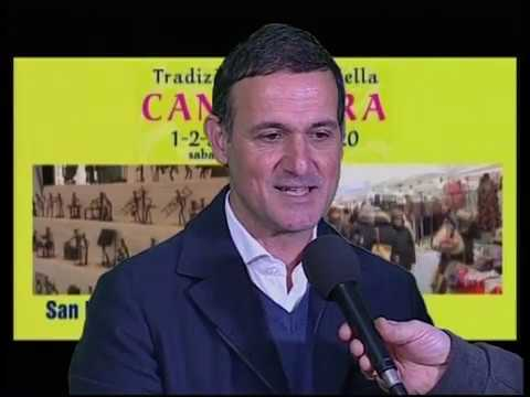 IL SINDACO DI SAN BARTOLOMEO PRESENTA LA FIERA DELLA CANDELORA, DAL 1 AL 3 FEBBRAIO