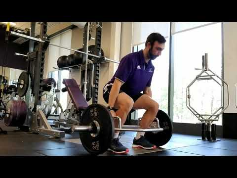 Trapbar Deadlift w/ Isometric Pause