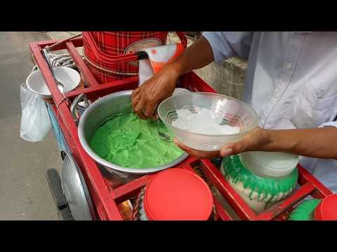 INDONESIAN TRADITIONAL FOOD DESSERT - BUBUR SUMSUM