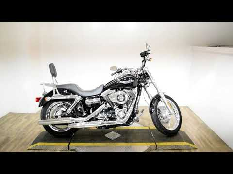 2013 Harley-Davidson Dyna® Super Glide® Custom in Wauconda, Illinois - Video 1