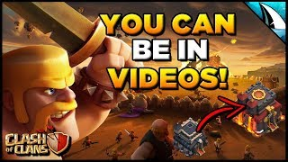 *You Can Be In Videos* & New Th 10 Soon | Clash of Clans