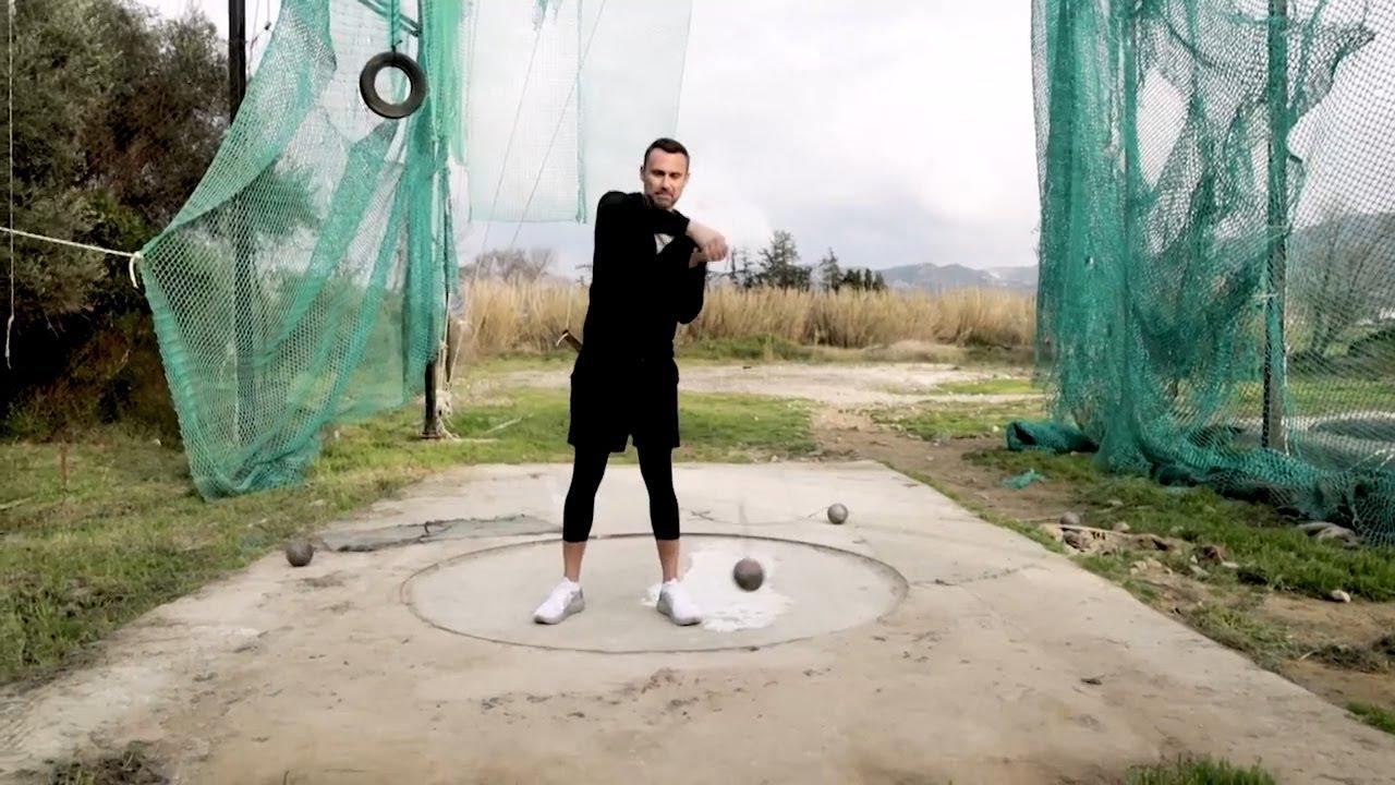 Πόσο μακριά μπορεί να ρίξει τη σφύρα ο Γιώργος Καπουτζίδης; | 13/07/2021 | ΕΡΤ