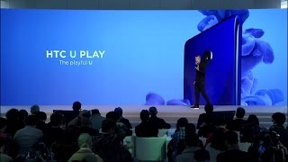 HTC Announces New Phones For U: HTC U Play and HTC U Ultra
