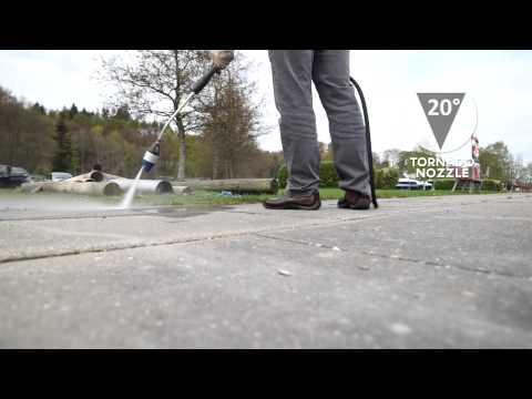 Nilfisk ALTO 4 in 1 Lance and Nozzle