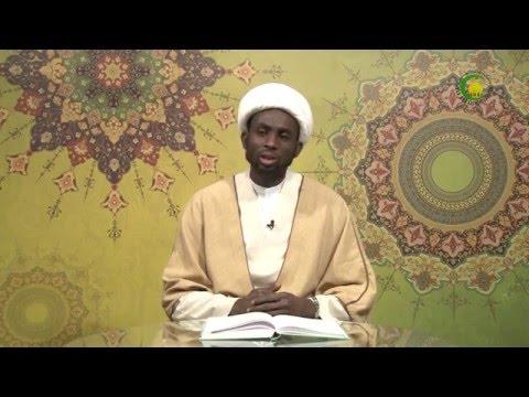 134. HUKUNCIN KALLO - Malam : Shekh malam Mouhammed Darulhikma