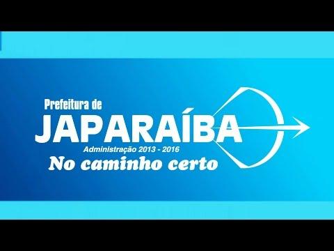 Institucional Prefeitura de Japaraíba 2015