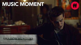 "Alberto Rosende - ""Royal Blue"" Music | Shadowhunters Season 2, Episode 17 | Freeform"