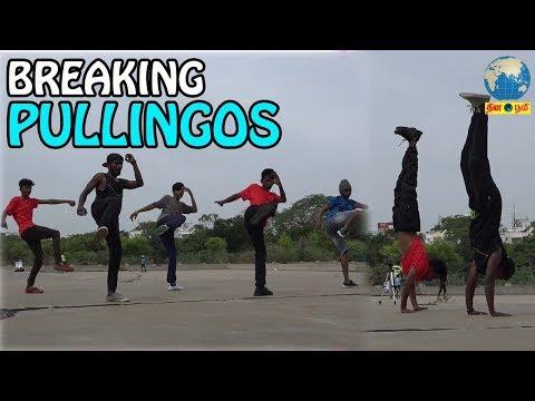 Breaking Pullingos   Street Fit Movement   Fitness Based Break Dancing