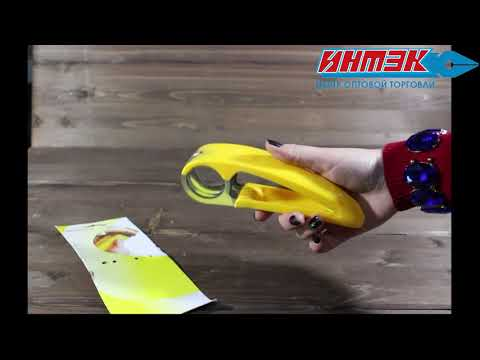 Прибор для нарезки банана Арт.AEY206