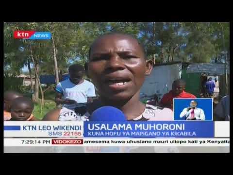 Mtu mmoja auwawa kwa kukatwa na panga katika kaunti ya Kisumu