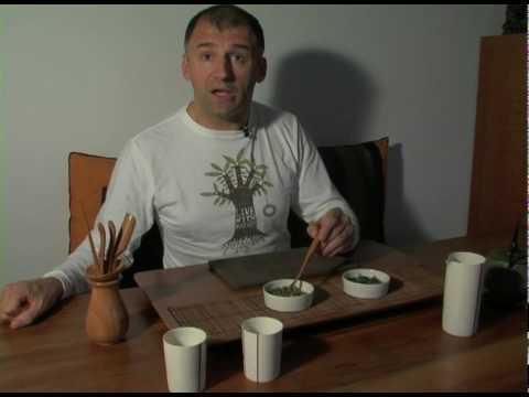 Weißer Tee - Die Zubereitung
