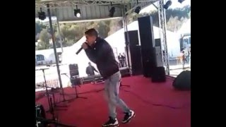 preview picture of video 'L - wiizy  On the podium in the city Aknul'