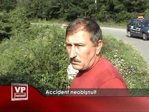 Accident neobișnuit